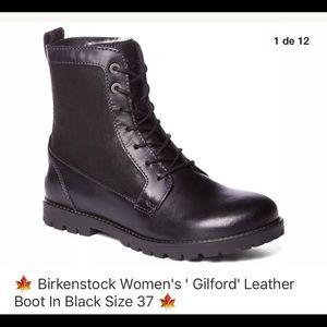 Birkenstock Women's ' Gilford' Leather Boot